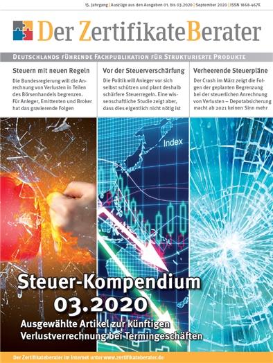 Steuer-Kompendium 03.2020