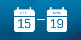 APRIL 23 - APRIL 27
